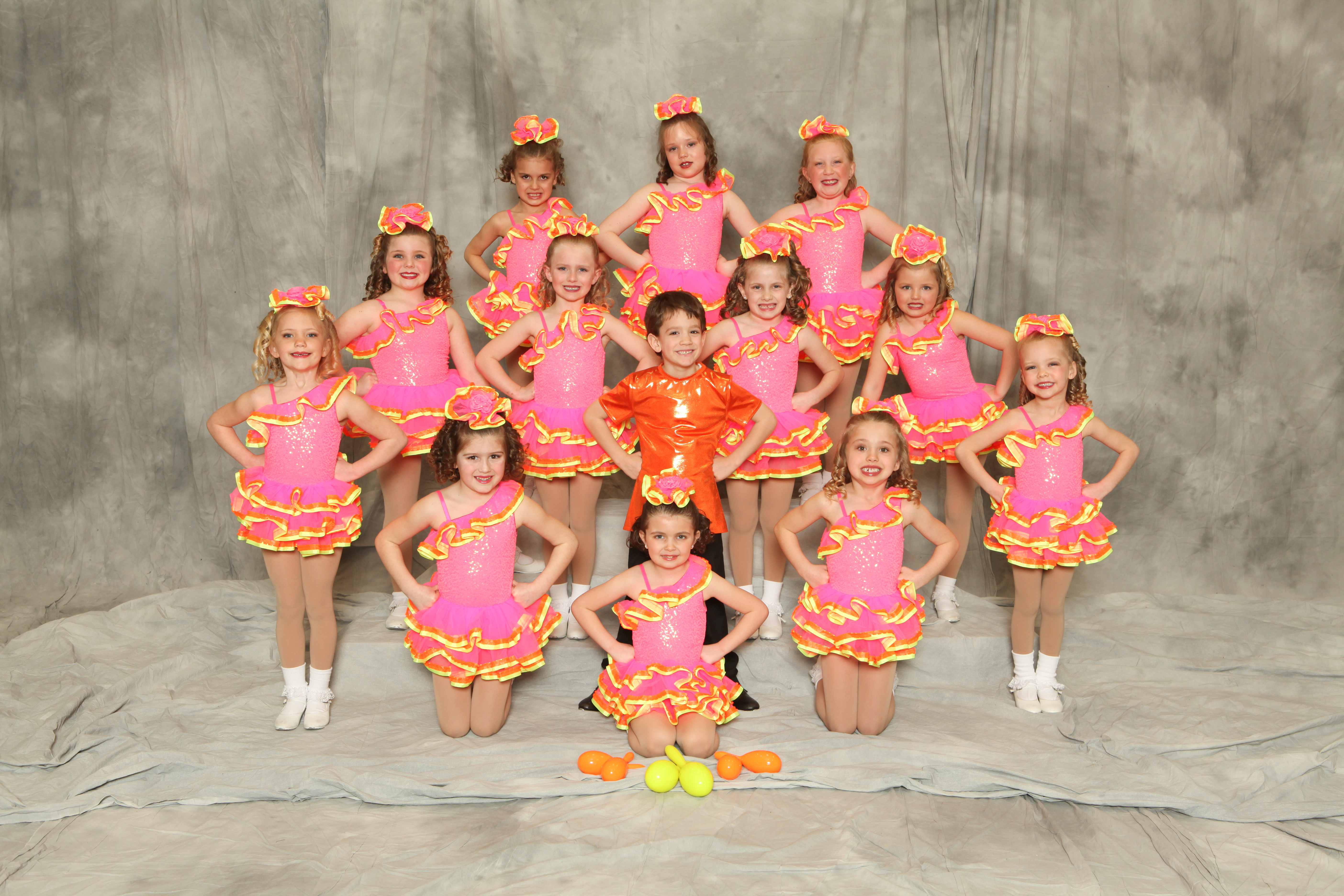 KMC Kindergarten Dance classes