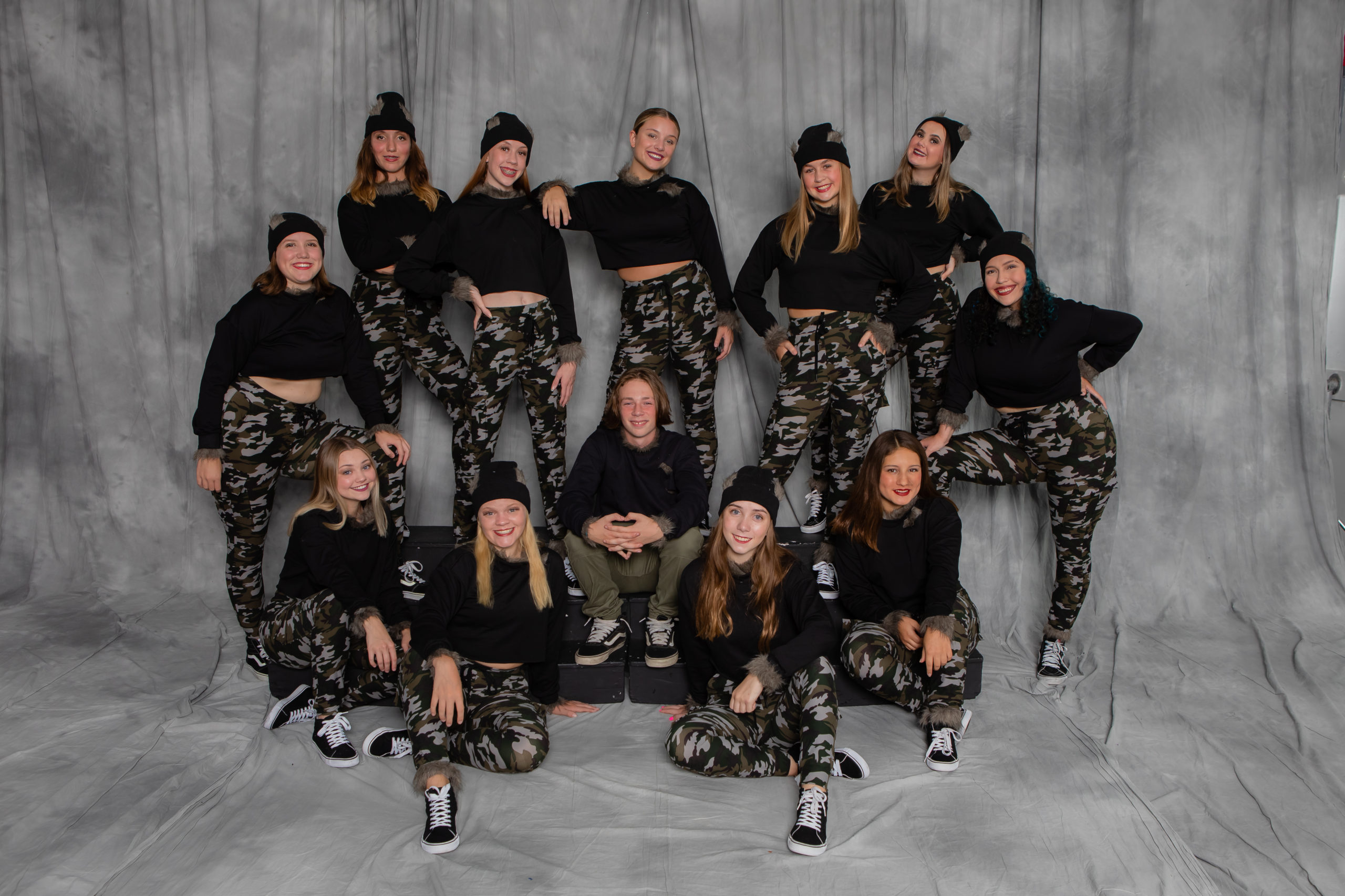 Hip Hop classes for ages 6 and older